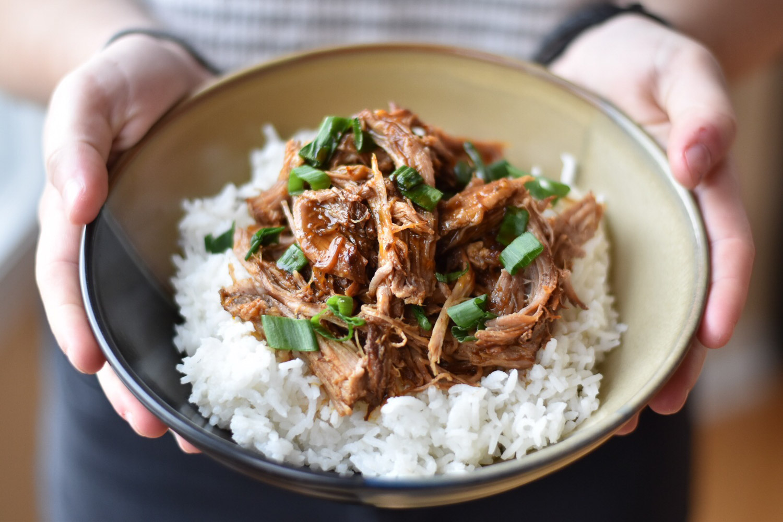 How To Make Korean Pulled Pork
